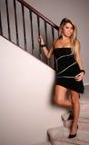 προκλητική γυναίκα brunette 24 Στοκ Φωτογραφία