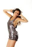 Προκλητικός χορευτής στοκ φωτογραφία με δικαίωμα ελεύθερης χρήσης