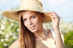 προκλητικό καλοκαίρι κοριτσιών Στοκ φωτογραφία με δικαίωμα ελεύθερης χρήσης