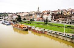 Προκυμαία Βελιγραδι'ου Στοκ φωτογραφία με δικαίωμα ελεύθερης χρήσης