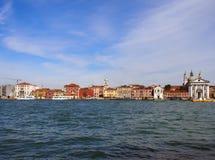 Προκυμαία της Βενετίας και περιοχή χαιρετισμού Στοκ φωτογραφία με δικαίωμα ελεύθερης χρήσης