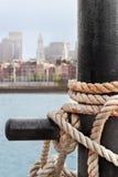 προκυμαία της Βοστώνης charlestown Στοκ Εικόνες
