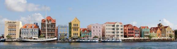 Προκυμαία του Κουρασάο Στοκ φωτογραφία με δικαίωμα ελεύθερης χρήσης