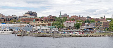Προκυμαία του Μπέρλινγκτον Στοκ Φωτογραφίες