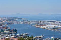 Προκυμαία του Vigo Στοκ φωτογραφίες με δικαίωμα ελεύθερης χρήσης