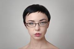 Σπασμένα γυαλιά Στοκ Φωτογραφία
