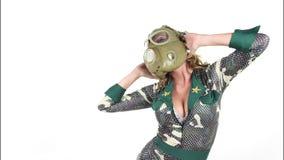 Προκλητική γυναίκα στρατού φιλμ μικρού μήκους