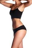Προκλητικό σώμα μιας όμορφης γυναίκας όμορφη γυναίκα σωμάτων Τέλειο SH Στοκ εικόνα με δικαίωμα ελεύθερης χρήσης