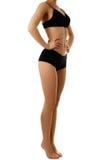 Προκλητικό σώμα μιας όμορφης γυναίκας όμορφη γυναίκα σωμάτων Τέλειο SH Στοκ εικόνες με δικαίωμα ελεύθερης χρήσης