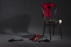 Προκλητικό lingerie, Στοκ Φωτογραφίες