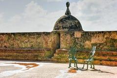 Προμαχώνας de Λας Πάλμας de San Jose - San Juan Στοκ φωτογραφίες με δικαίωμα ελεύθερης χρήσης