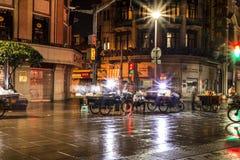 Προμηθευτές τροφίμων οδικών οδών του Ναντζίνγκ Στοκ εικόνες με δικαίωμα ελεύθερης χρήσης