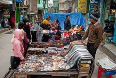 Προμηθευτής σε Gangtok Στοκ φωτογραφία με δικαίωμα ελεύθερης χρήσης