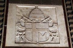 Προοπτικές Assisi, Ιταλία Στοκ εικόνα με δικαίωμα ελεύθερης χρήσης