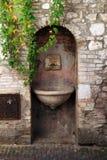 Προοπτικές Assisi, Ιταλία Στοκ Φωτογραφίες