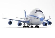 Προοπτική αεροσκαφών Στοκ φωτογραφία με δικαίωμα ελεύθερης χρήσης