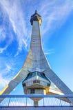Προοπτική βατράχων πύργων Avala Στοκ Εικόνες