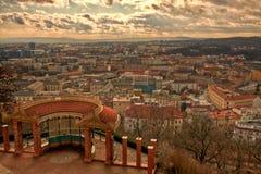 προοπτική καστών spielberg Στοκ εικόνα με δικαίωμα ελεύθερης χρήσης