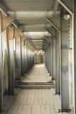 Προοπτική μετάλλων Στοκ φωτογραφίες με δικαίωμα ελεύθερης χρήσης