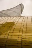 Προοπτική πύργων της Σαγκάη Στοκ εικόνα με δικαίωμα ελεύθερης χρήσης