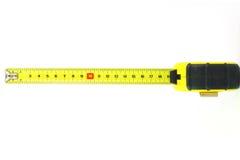 προορισμένη συσκευή ταινία μέτρησης μέτρου μήκους Στοκ εικόνες με δικαίωμα ελεύθερης χρήσης