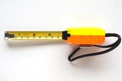 προορισμένη συσκευή ταινία μέτρησης μέτρου μήκους Στοκ Εικόνες