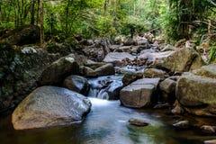Προορισμοί Ρίο Celeste ταξιδιού υποβάθρου φύσης του Ρίο CelesteCosta Rica προορισμών ταξιδιού υποβάθρου φύσης της Κόστα Ρίκα Στοκ Εικόνες