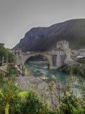 προορισμοί ταξιδιού στη Βοσνία Στοκ Φωτογραφία