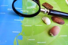 Προορισμός Περθ Στοκ εικόνα με δικαίωμα ελεύθερης χρήσης