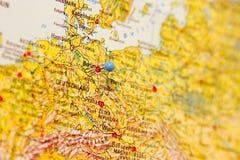 προορισμός του Βερολίνου Στοκ φωτογραφία με δικαίωμα ελεύθερης χρήσης