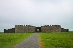Προς τα κάτω στεγάστε, προς τα κάτω Demesne και σπίτι Hezlett, Καστλ Ροκ, Βόρεια Ιρλανδία Στοκ φωτογραφίες με δικαίωμα ελεύθερης χρήσης