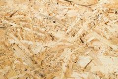 Προσανατολισμένος πίνακας σκελών osb ως σύσταση υποβάθρου, ξύλο struct στοκ εικόνα