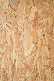 Προσανατολισμένος πίνακας σκελών - OSB στοκ εικόνα