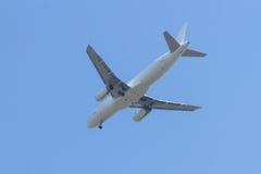 Προσγείωση αεροσκαφών Στοκ φωτογραφίες με δικαίωμα ελεύθερης χρήσης