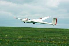 Προσγείωση ανεμοπλάνων Στοκ εικόνα με δικαίωμα ελεύθερης χρήσης