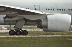 προσγείωση εργαλείων Στοκ φωτογραφία με δικαίωμα ελεύθερης χρήσης