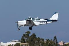 Προσγείωση φλέβας οξιών Στοκ εικόνα με δικαίωμα ελεύθερης χρήσης