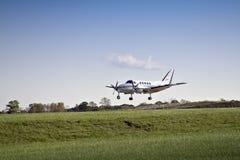προσγείωση Στοκ εικόνες με δικαίωμα ελεύθερης χρήσης