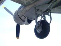 προσγείωση Στοκ εικόνα με δικαίωμα ελεύθερης χρήσης
