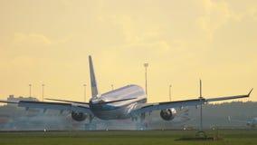 Προσγείωση airbus KLM A330 φιλμ μικρού μήκους