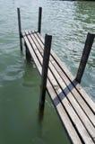 προσγειωμένος στάδιο ξύλ Στοκ φωτογραφία με δικαίωμα ελεύθερης χρήσης