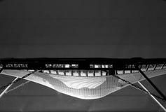 προσγειωμένος τραμπολίν&o Στοκ εικόνες με δικαίωμα ελεύθερης χρήσης