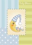 προσεγγισμένο μωρό νέο διανυσματική απεικόνιση