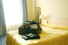προσεγγισμένο ξενοδοχ&ep στοκ φωτογραφία με δικαίωμα ελεύθερης χρήσης