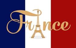 Προσεηθείτε για το Παρίσι, στις 13 Νοεμβρίου 2015 Αφηρημένη δημιουργική διανυσματική εικόνα έννοιας Για το σχέδιο προτύπων απεικό Στοκ Εικόνα