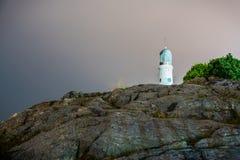 Προσεκτικός φάρος Στοκ Εικόνες