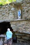 προσευμένος γυναίκα Στοκ Εικόνα