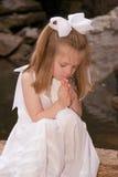 προσεύχομαι στοκ φωτογραφία με δικαίωμα ελεύθερης χρήσης