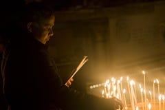 προσκυνητής της Ιερουσαλήμ Στοκ φωτογραφίες με δικαίωμα ελεύθερης χρήσης