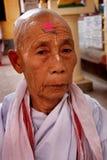 προσκυνητής της Ινδίας στοκ εικόνα με δικαίωμα ελεύθερης χρήσης